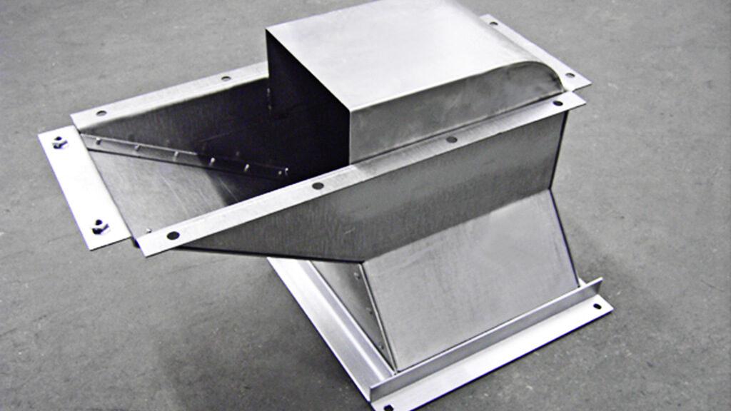 Leistungsspektrum - Luftkanalbau - alpin production GmbH & Co Vertriebs KG - Untergriesbach