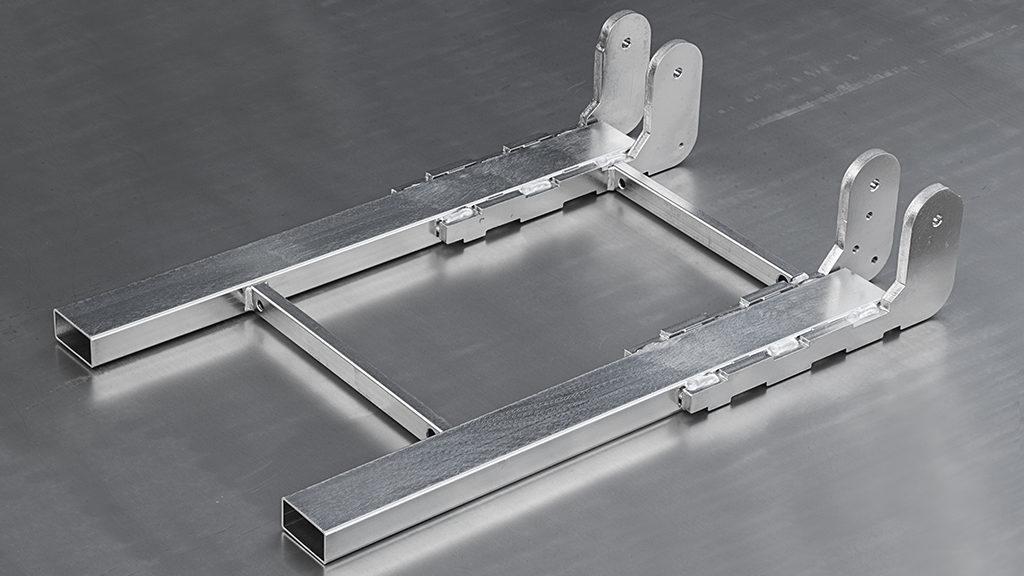 Detailbild Schweißen - alpin production GmbH & Co Vertriebs KG - Untergriesbach