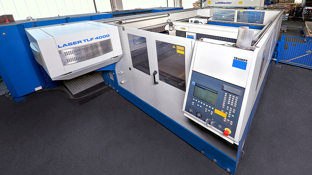 Laser TLF 4000 - alpin production GmbH & Co Vertriebs KG - Untergriesbach