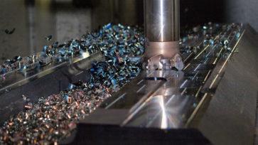 Detailbild Fräsen - alpin production GmbH & Co Vertriebs KG - Untergriesbach